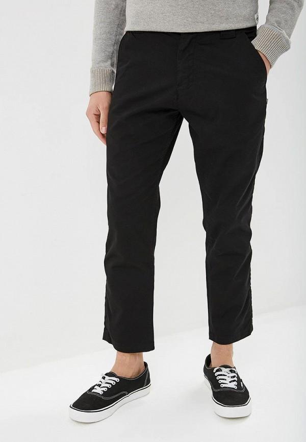 мужские спортивные брюки quiksilver, черные