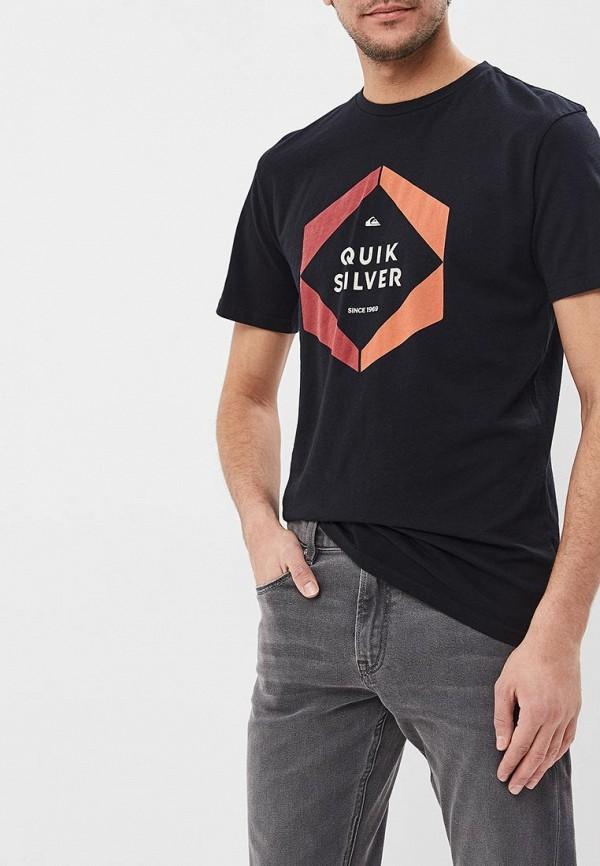Футболка Quiksilver Quiksilver QU192EMEDHK9 поло quiksilver quiksilver qu192emcgtp5