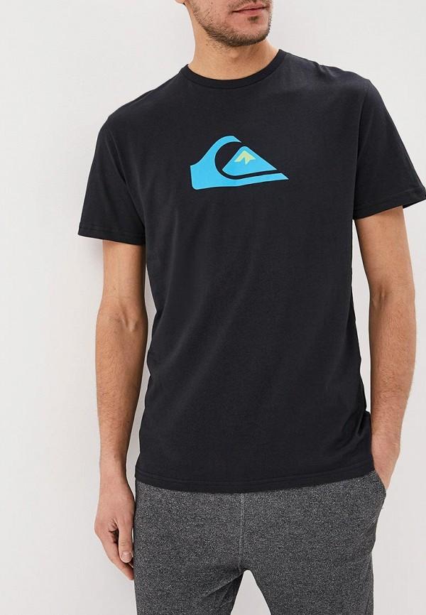 Футболка Quiksilver Quiksilver QU192EMEDHL0 футболка quiksilver