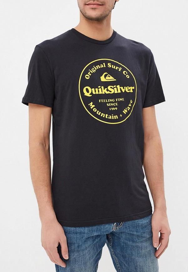 Футболка Quiksilver Quiksilver QU192EMEDHL2 футболка quiksilver ssclafinfanatic eggshell blue