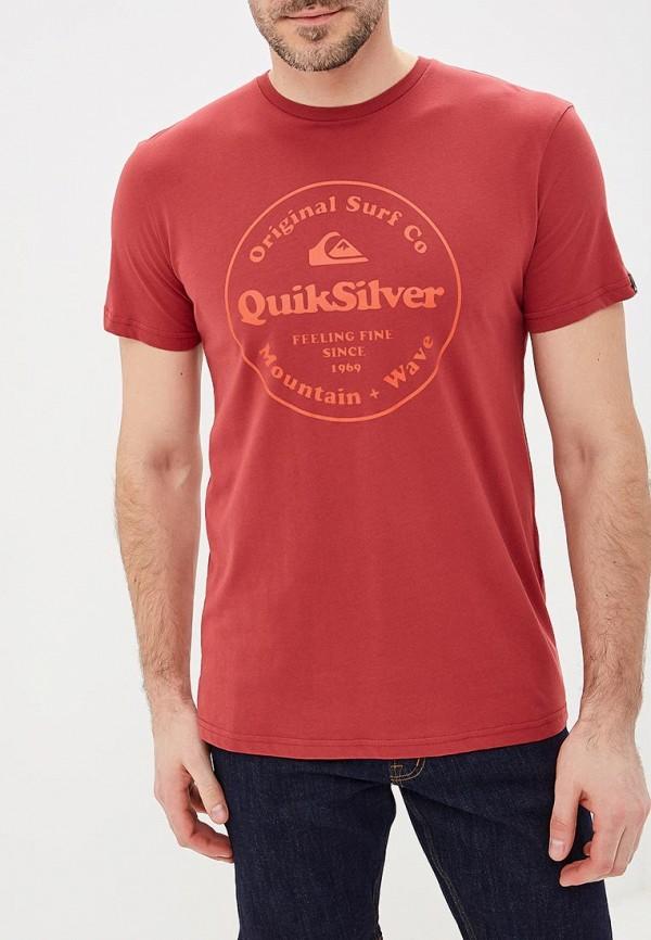 Футболка Quiksilver Quiksilver QU192EMEDHQ1 футболка quiksilver viking tee kttp white