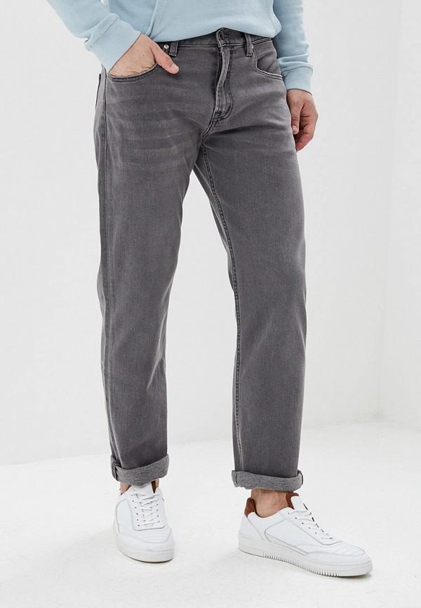 мужские джинсы quiksilver, серые