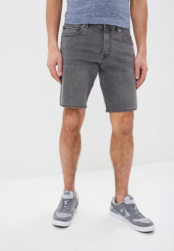 Шорты джинсовые Quiksilver Quiksilver QU192EMEDHT8 цена
