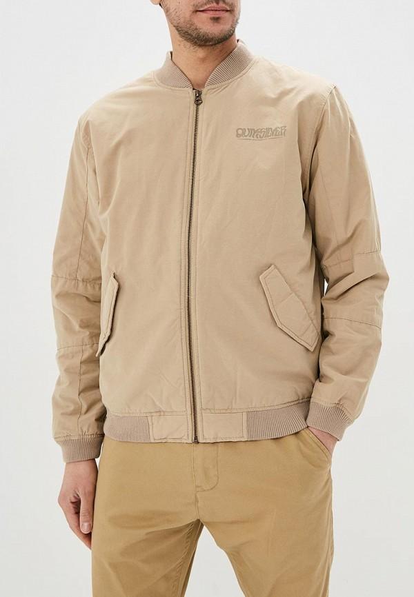 Куртка утепленная Quiksilver Quiksilver QU192EMEGTS6 кран uni fitt шаровый etalon 11 4 нр вр с разъемным соединением 113l5000