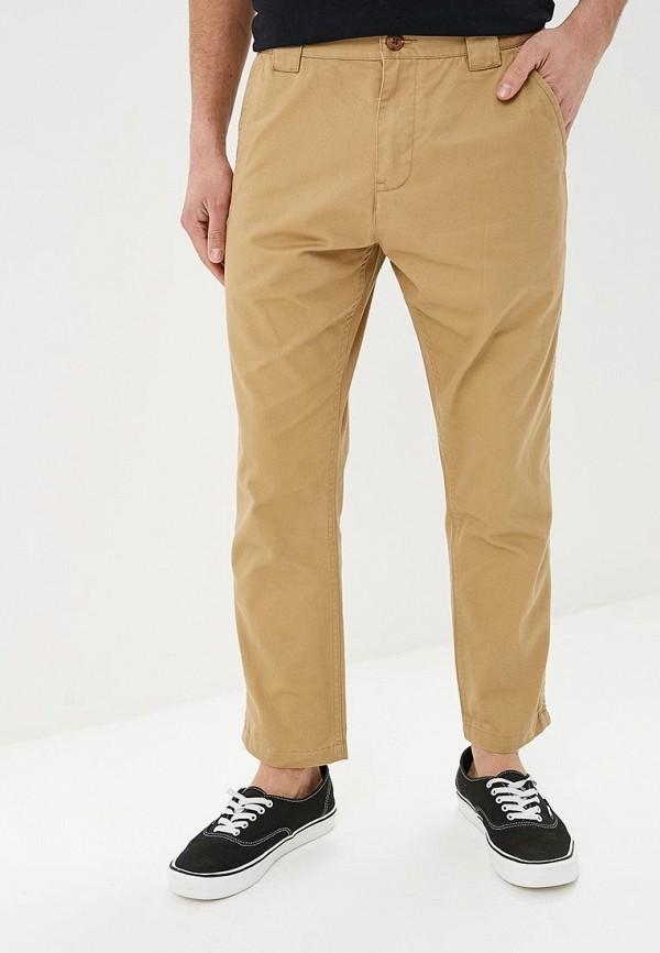 мужские спортивные брюки quiksilver, бежевые