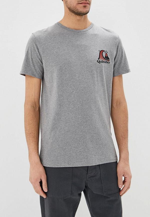 Футболка Quiksilver Quiksilver QU192EMEGTT6 футболка quiksilver quiksilver qu192emakjn8