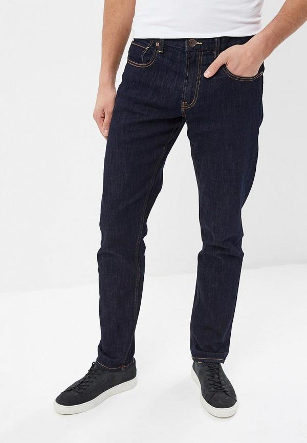 мужские джинсы quiksilver, синие