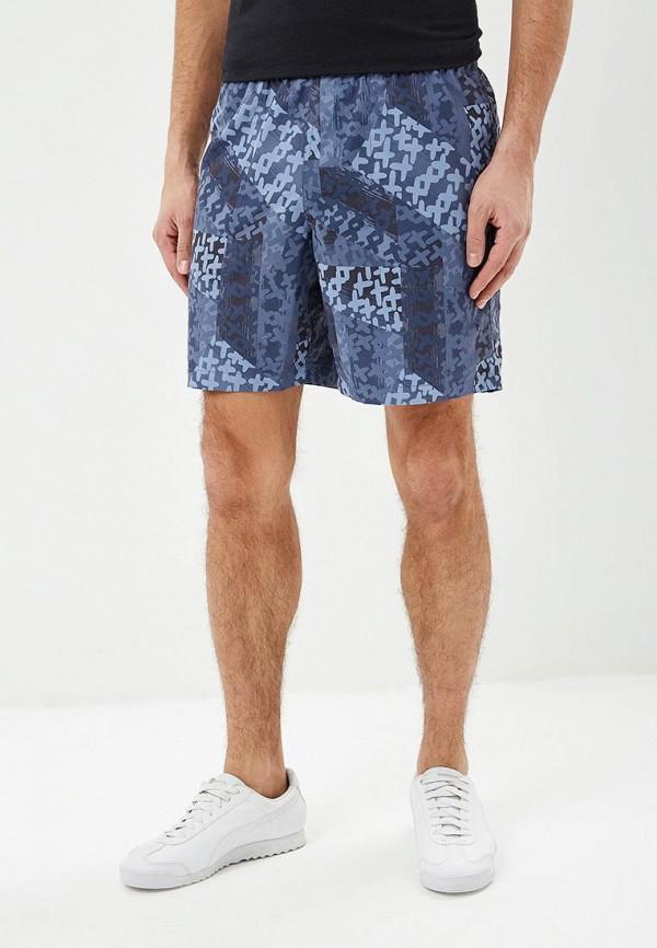 мужские спортивные спортивные шорты quiksilver, синие