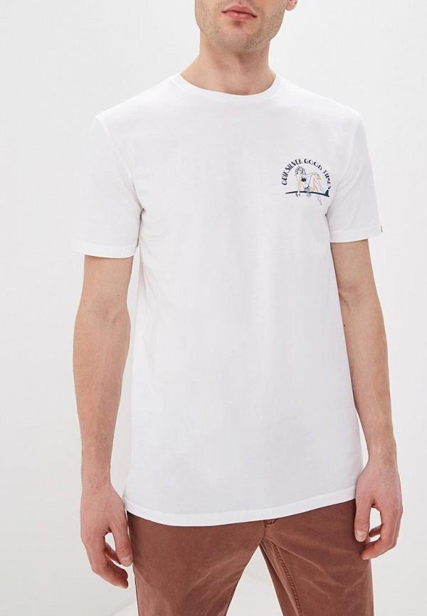 Футболка Quiksilver Quiksilver QU192EMEGUB8 футболка мужская quiksilver mandwsstee цвет белый eqyzt05262 wbb0 размер s 44