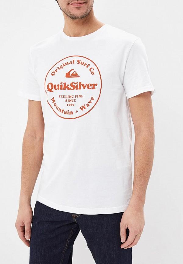 Футболка Quiksilver Quiksilver QU192EMEGUC3 футболка quiksilver quiksilver qu192emcfgl1