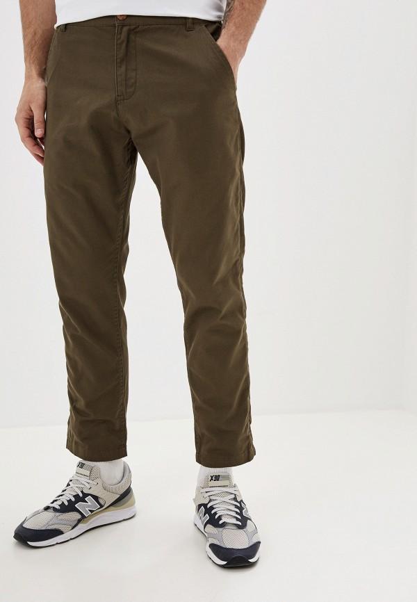 мужские спортивные брюки quiksilver, коричневые
