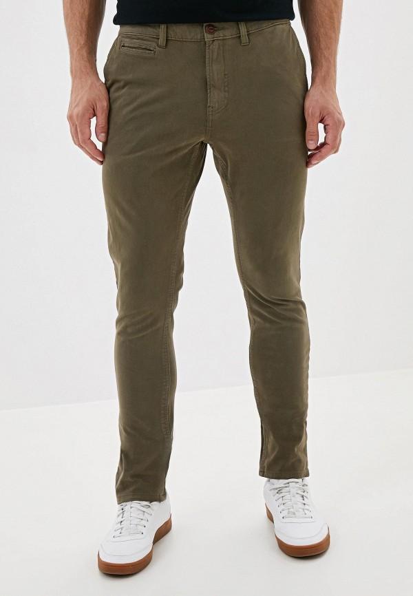 мужские спортивные брюки quiksilver, хаки