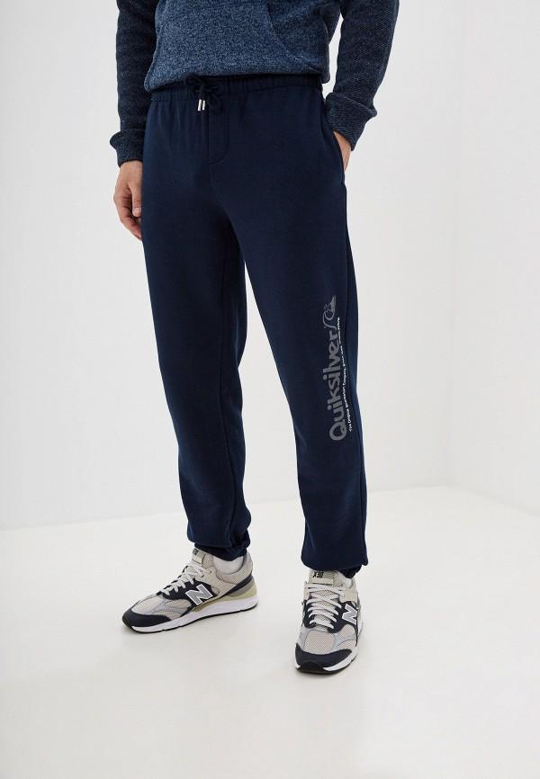 мужские спортивные спортивные брюки quiksilver, синие