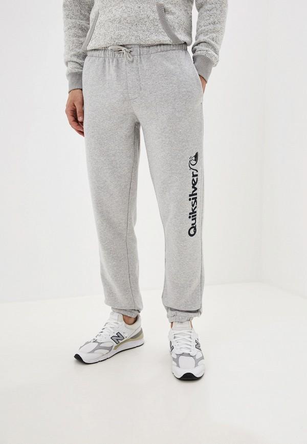 мужские спортивные спортивные брюки quiksilver, серые
