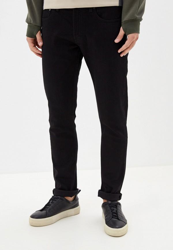 мужские джинсы quiksilver, черные