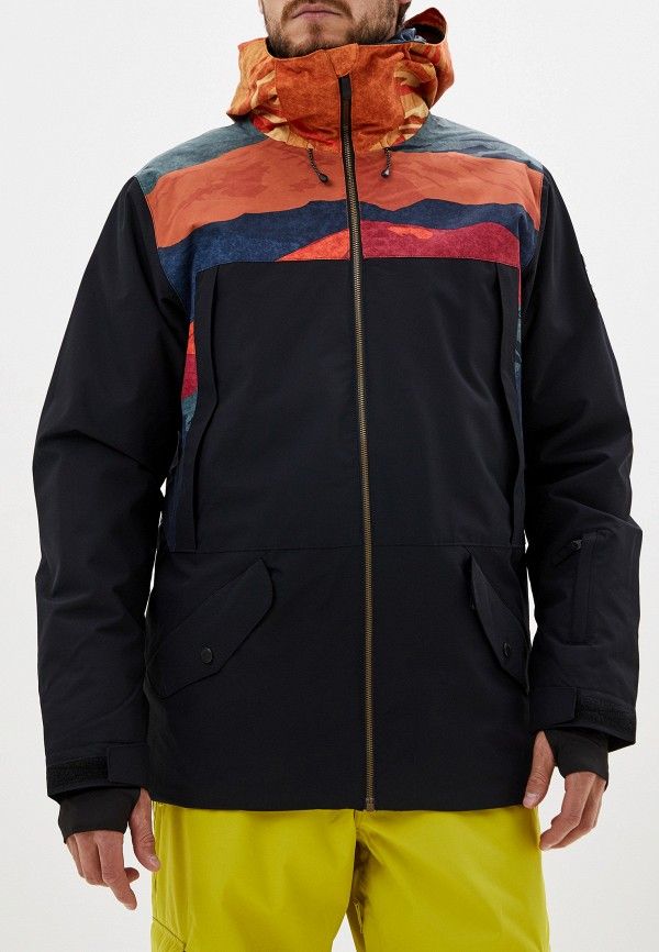 Куртка горнолыжная Quiksilver Quiksilver QU192EMFZOY7 quiksilver куртка
