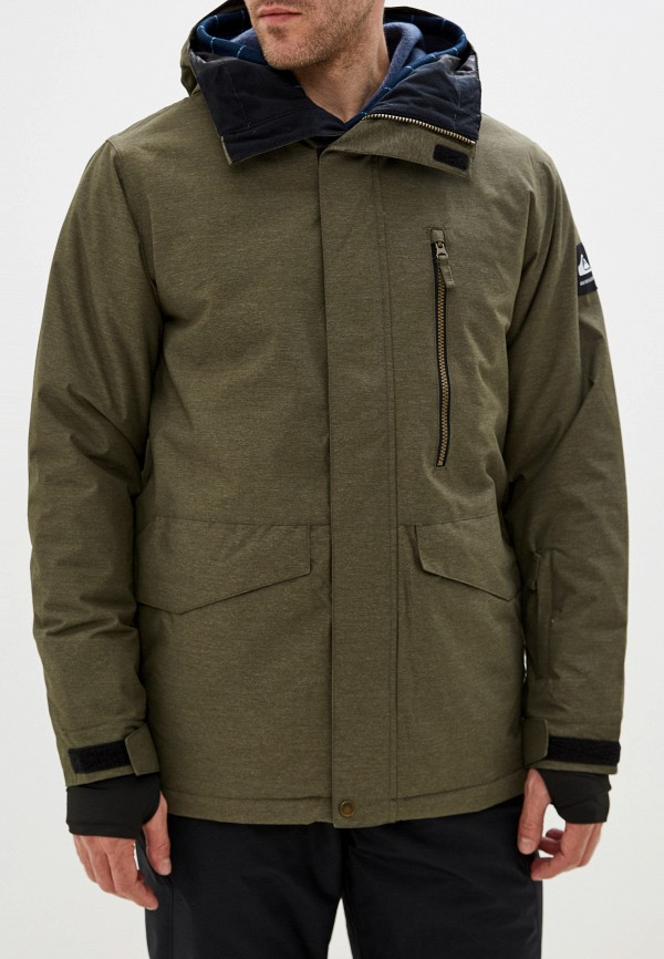 Куртка горнолыжная Quiksilver Quiksilver QU192EMFZOY8