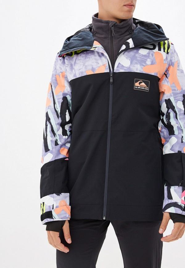 цена Куртка горнолыжная Quiksilver Quiksilver QU192EMFZPB6 онлайн в 2017 году