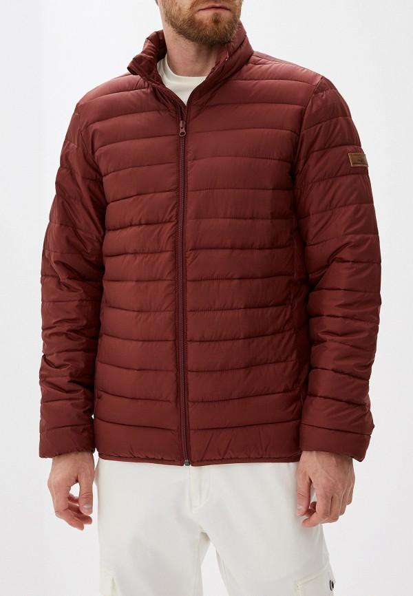 Куртка утепленная Quiksilver Quiksilver QU192EMFZPC9 куртка мужская quiksilver цвет бордовый eqytj03185 rzc0 размер xxl 54
