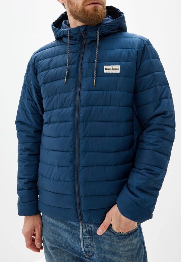 купить Куртка утепленная Quiksilver Quiksilver QU192EMFZPD0 по цене 8990 рублей