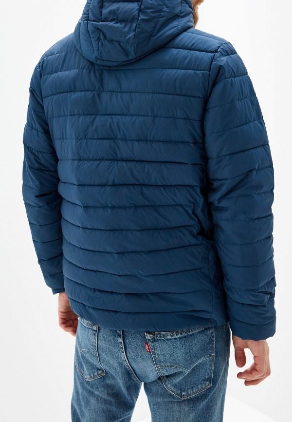 Фото 3 - Куртку утепленная Quiksilver синего цвета