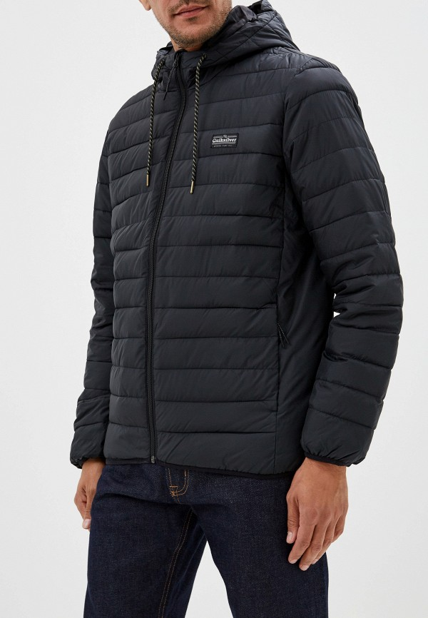 Куртка утепленная Quiksilver Quiksilver QU192EMFZPD2 цена