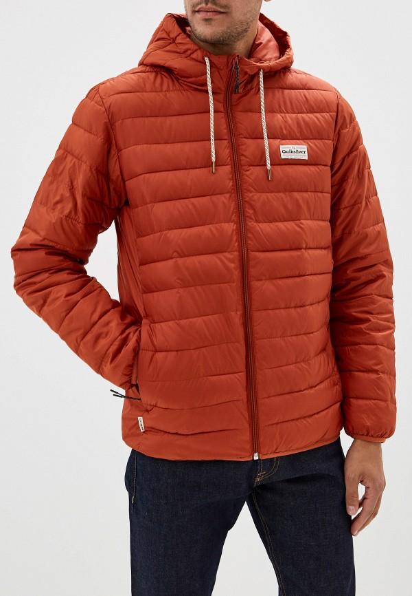 цена Куртка утепленная Quiksilver Quiksilver QU192EMFZPD3 онлайн в 2017 году