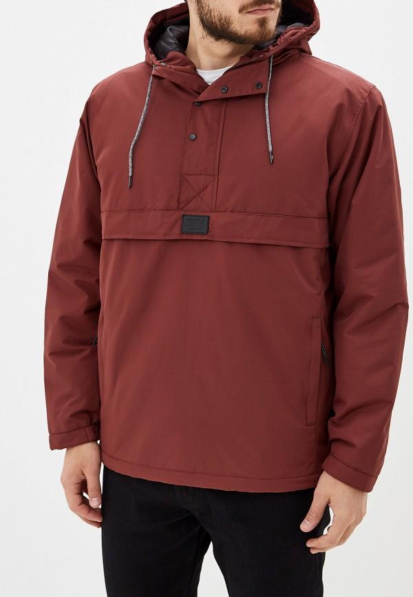 Куртка утепленная Quiksilver Quiksilver QU192EMFZPD7 куртка мужская quiksilver цвет бордовый eqytj03185 rzc0 размер xxl 54