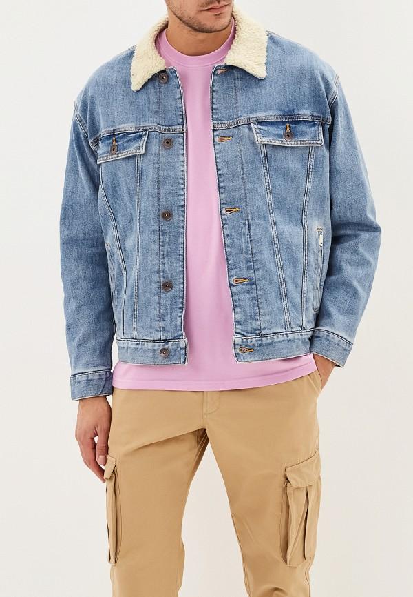 Куртка джинсовая Quiksilver Quiksilver QU192EMFZPD8 цена