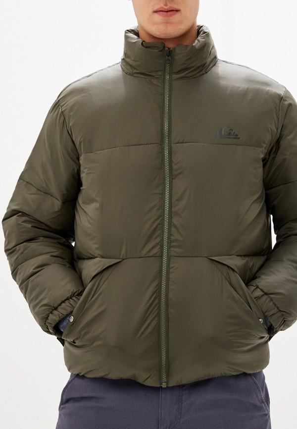 Куртка утепленная Quiksilver Quiksilver QU192EMFZPE5 цена