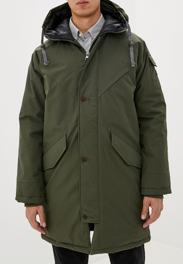 Куртка утепленная Quiksilver Quiksilver QU192EMFZPG8