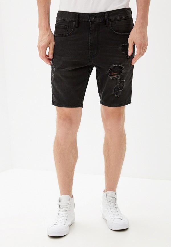 Шорты джинсовые Quiksilver Quiksilver QU192EMGCIK0 цена