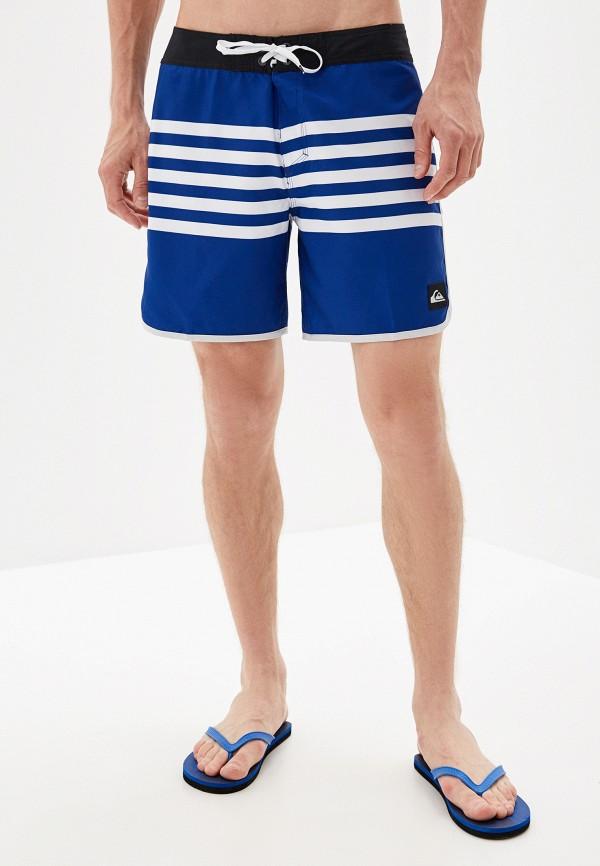 Фото - Шорты для плавания Quiksilver синего цвета