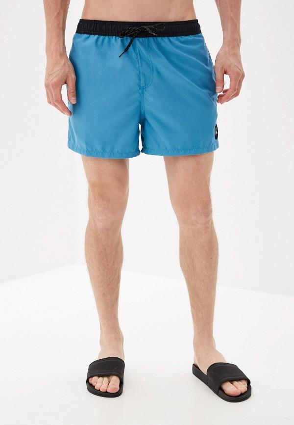 Фото - Шорты для плавания Quiksilver голубого цвета