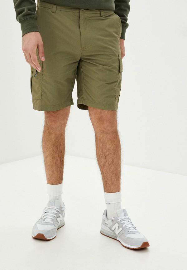 мужские шорты quiksilver, хаки