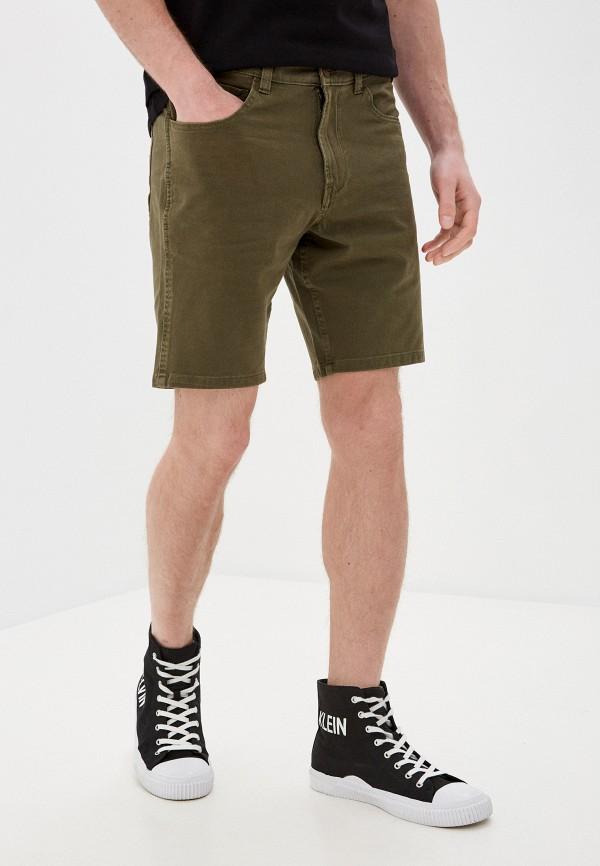 мужские повседневные шорты quiksilver, хаки