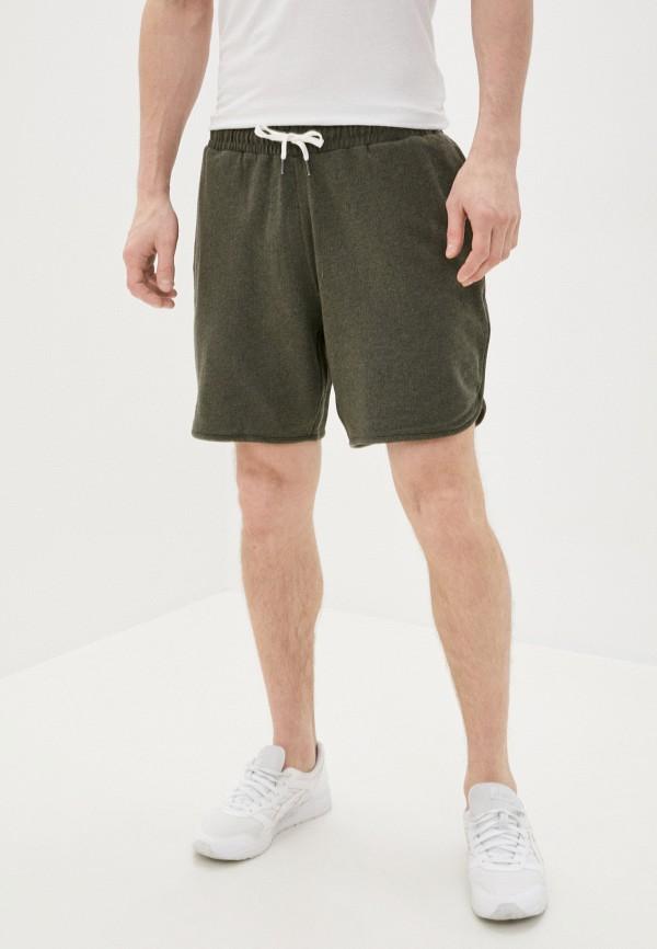 мужские спортивные шорты quiksilver, хаки