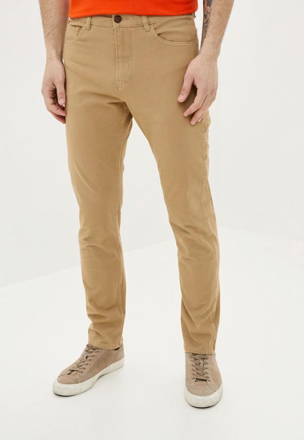 мужские брюки quiksilver, бежевые