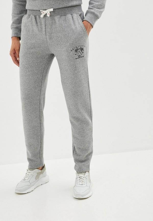 мужские спортивные брюки quiksilver, серые