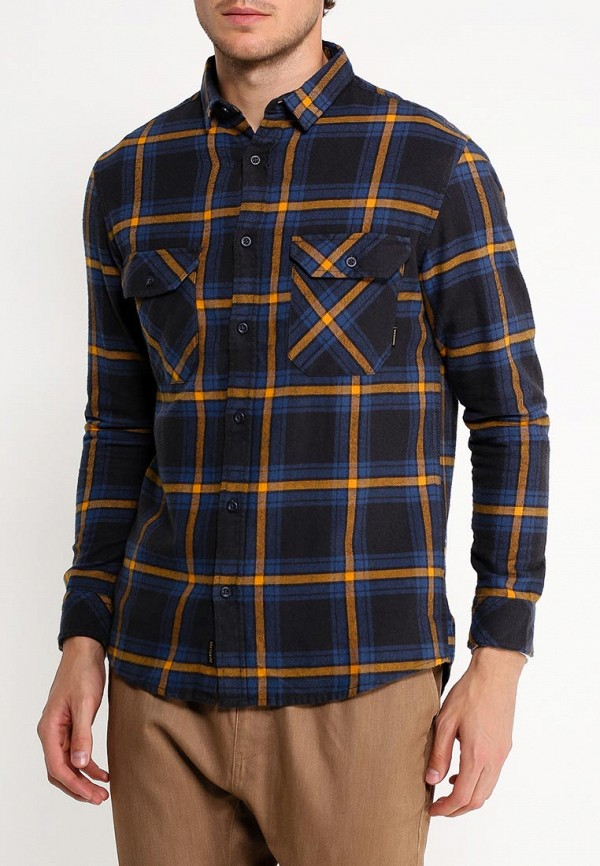 Рубашка Quiksilver Quiksilver QU192EMVOC47 рубашка quiksilver quiksilver qu192emvoc47