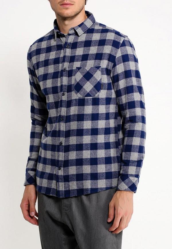 Купить Рубашка Quiksilver, qu192emvoc48, синий, Осень-зима 2018/2019