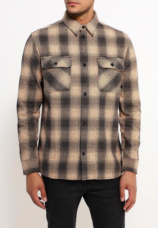 Купить Рубашка Quiksilver, qu192emvoc52, бежевый, Осень-зима 2018/2019