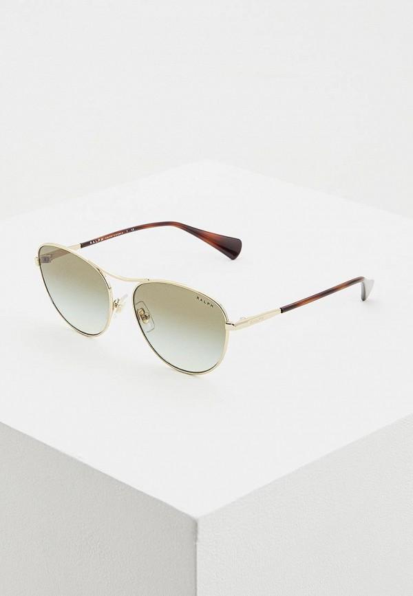 Очки солнцезащитные Ralph Ralph Lauren Ralph Ralph Lauren RA002DWDBDX8 очки солнцезащитные ralph lauren очки вайфареры