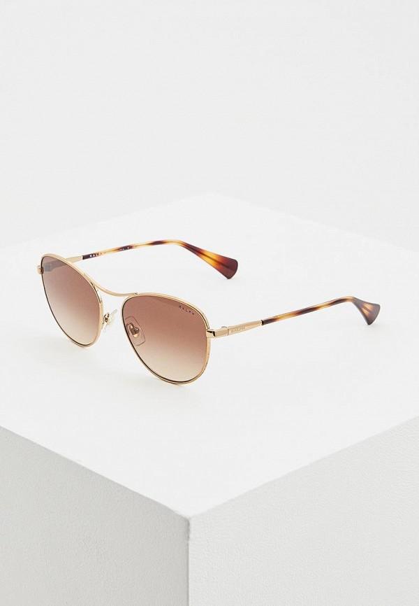 Очки солнцезащитные Ralph Ralph Lauren Ralph Ralph Lauren RA002DWDBDX9 ralph lauren очки солнцезащитные ralph lauren 0rl7045kq 92633158