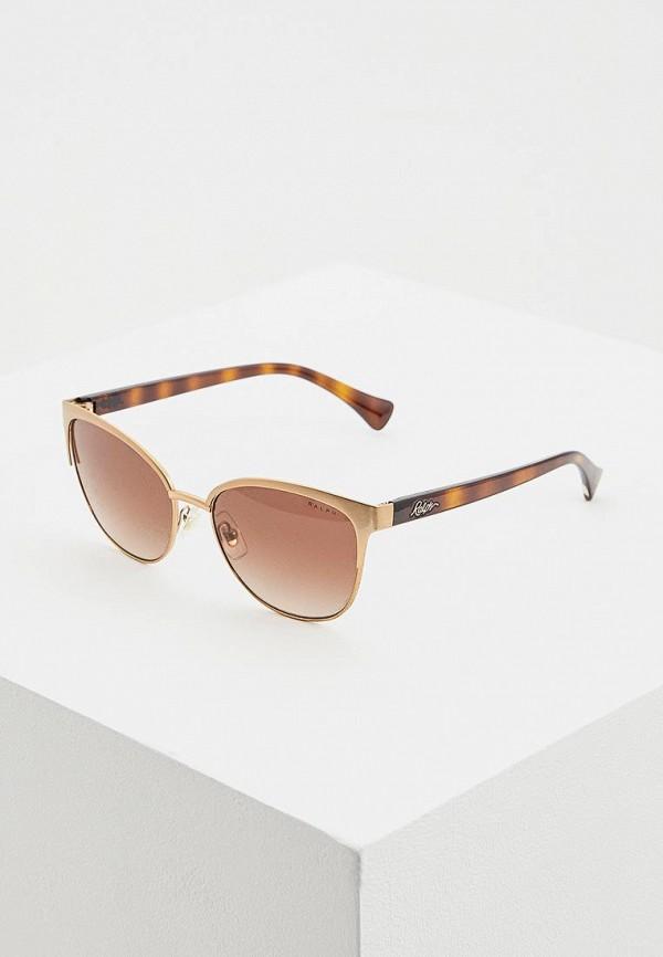 Очки солнцезащитные Ralph Ralph Lauren Ralph Ralph Lauren RA002DWDBDZ2 очки солнцезащитные ralph lauren очки вайфареры