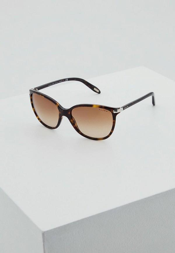 купить Очки солнцезащитные Ralph Ralph Lauren Ralph Ralph Lauren RA002DWDPX65 по цене 7699 рублей