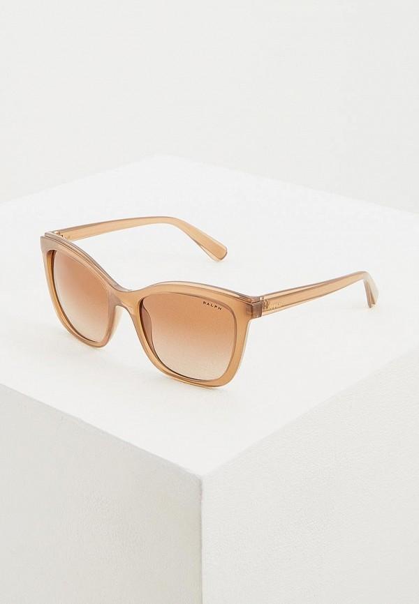 Очки солнцезащитные Ralph Ralph Lauren Ralph Ralph Lauren RA002DWENAU0 очки солнцезащитные ralph lauren очки вайфареры