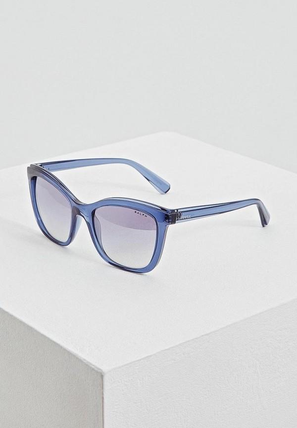 Очки солнцезащитные Ralph Ralph Lauren Ralph Ralph Lauren RA002DWENAU1 цены