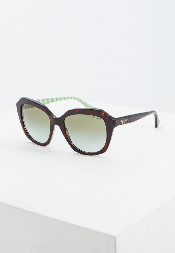 Очки солнцезащитные Ralph Ralph Lauren Ralph Ralph Lauren RA002DWFTUA8 цены