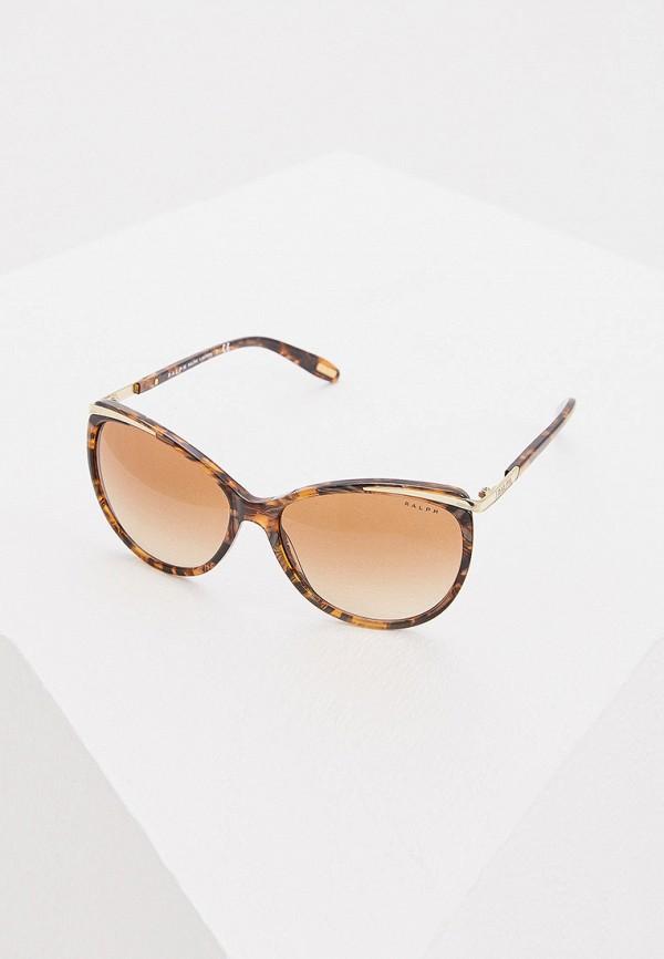 Очки солнцезащитные Ralph Ralph Lauren Ralph Ralph Lauren RA002DWFTUC1 очки солнцезащитные ralph ralph lauren ralph ralph lauren ra002dwotb39